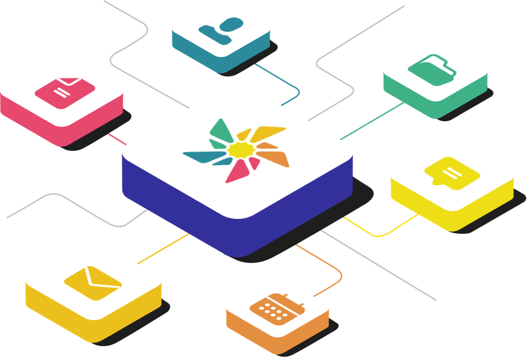 kloudless is the API integration middleware that helps your app integrate with any SaaS app