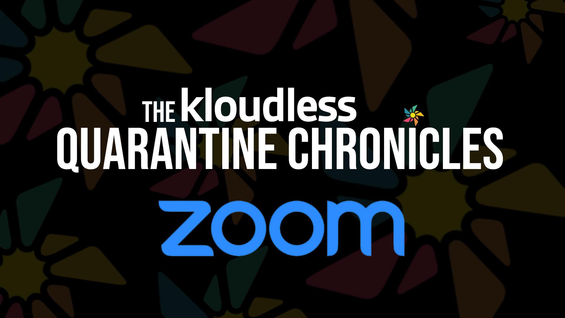 Zoom API, The Quarantine Chronicles: Create a Meeting With the Zoom API
