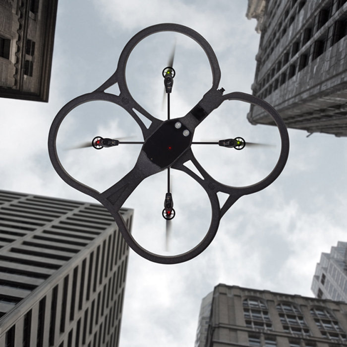 Kloudless Quadricopter quadcopter drone giveaway